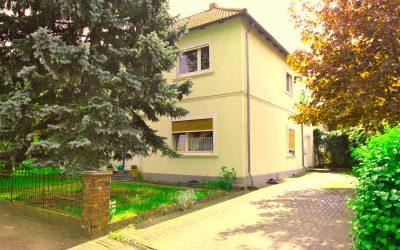 Zentral gelegene Wohnung für die Familie in Uesen