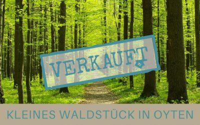 *VERKAUFT* Kleines Waldstück in Oyten